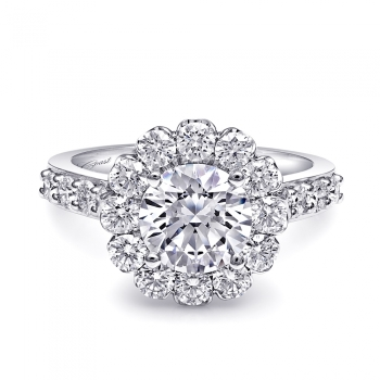 Coast Diamond Flora Engagement Ring - LS10133