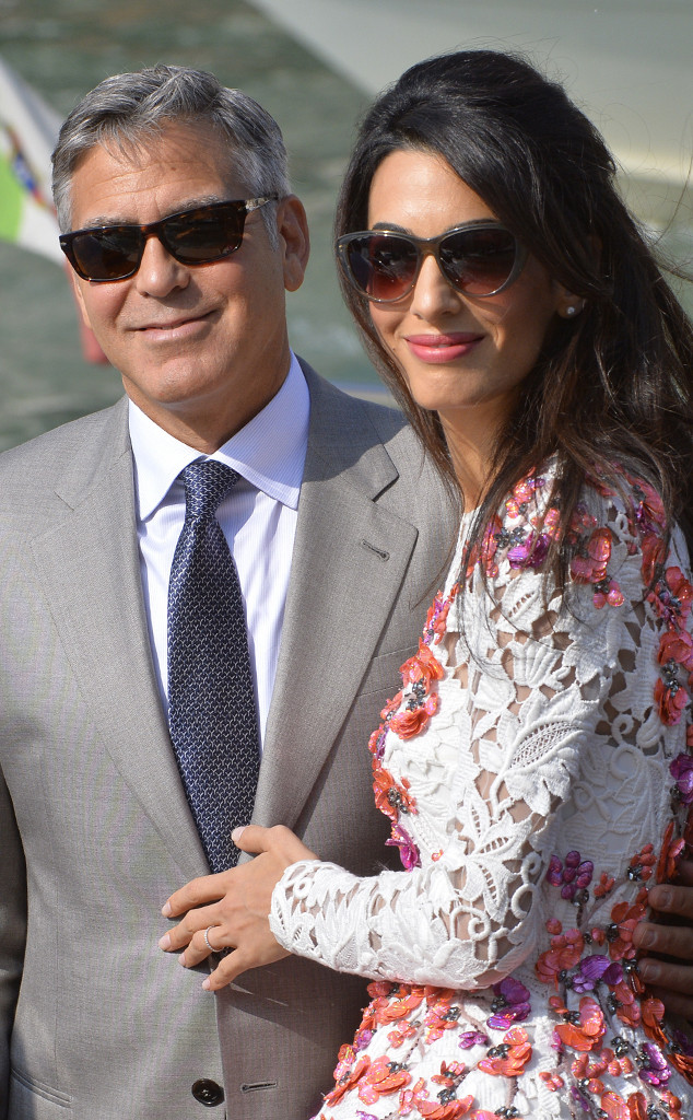 Coast Diamond Congratulates George Clooney and Amal Alamuddin