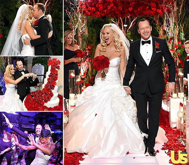 Coast Diamond Weddings In The News Jenny McCarthy And Donnie Wahlberg Love Coast