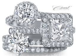 Coast Diamond Engagement Rings at Robbins Brothers, The Engagement Ring Store