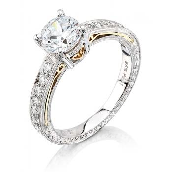 Coast Diamond Engagement Ring - Style #LP2286