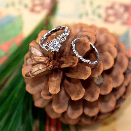 Coast-Diamond-Pinecone-Engagement-Ring-Of-the-Week-10675762_865450060161934_3069393290135868960_n