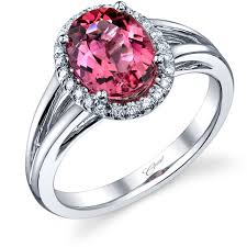 Coast Diamond Gemstone Ring at Diamonds Direct