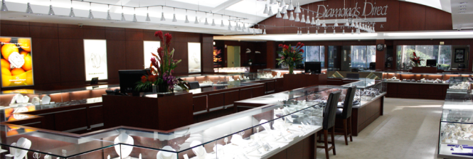 Coast Diamond Featured Retailer: Diamonds Direct