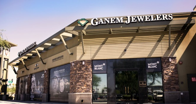 Coast Diamond Featured Retailer: Ganem Jewelers, Phoenix, Arizona
