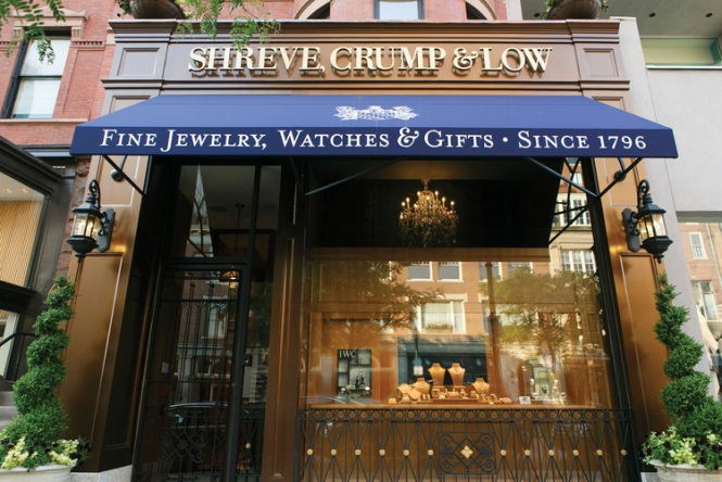 Coast Diamond Featured Retailer: Shreve, Crump & Low