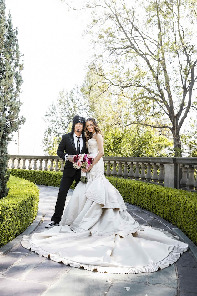 Nikki Sixx and Courtney Bingham's Wedding (Inside Weddings)
