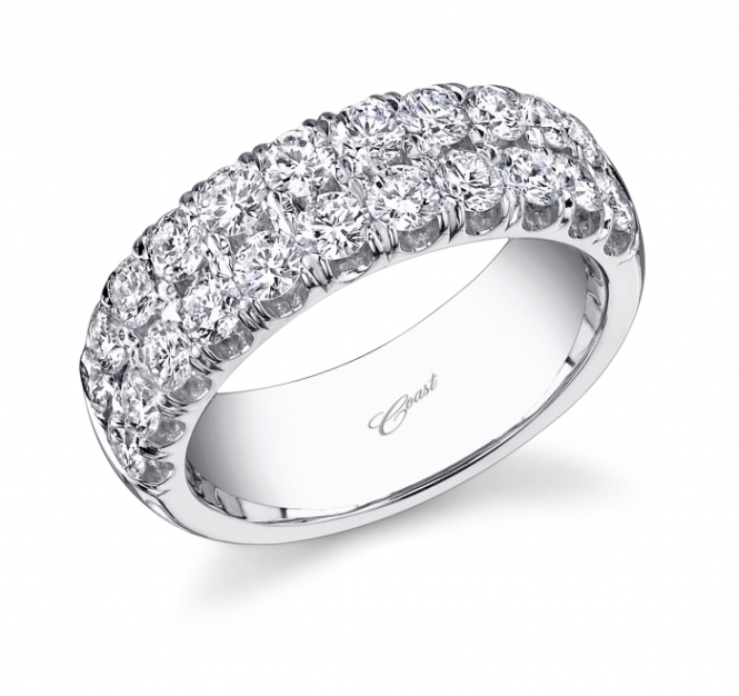 Two-Row-Diamond-Band-Coast-Diamond