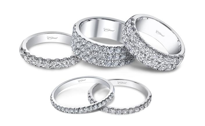 Coast Diamond bands WZ5001H,WZ5105H,WZ5002H,WC5183H,WZ0213