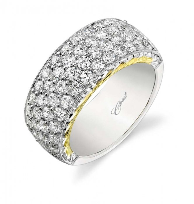 Coast-Diamond-Wedding-Band-2.7-carats-Valentines-Day