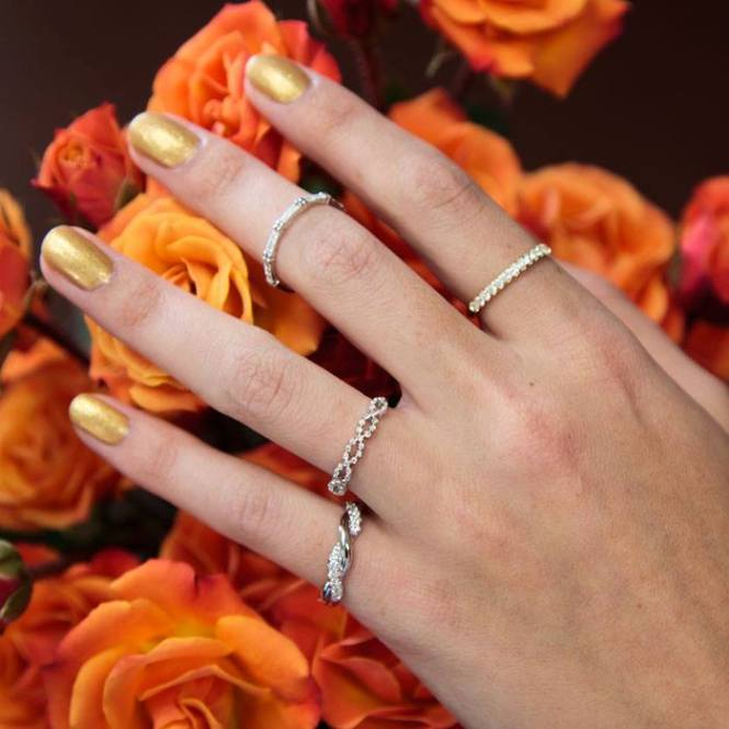 Coast Diamond Wedding Bands and Rings