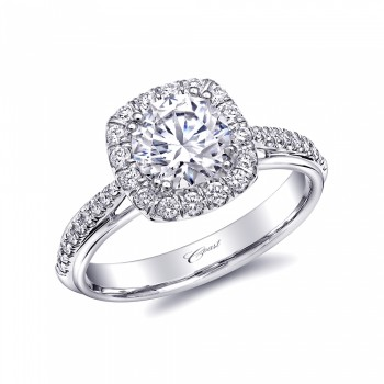 Coast-Diamond-cushion-shaped-Halo-Engagement-Ring-wire-trim-LC5356