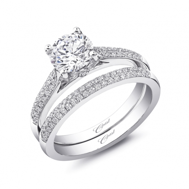 Coast Diamond Solitaire at Albritron's in Jackson, MS