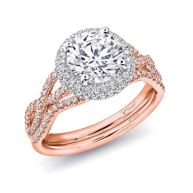 Rose-Gold-Halo-Diamond-Engagement-Ring-Coast-Diamond