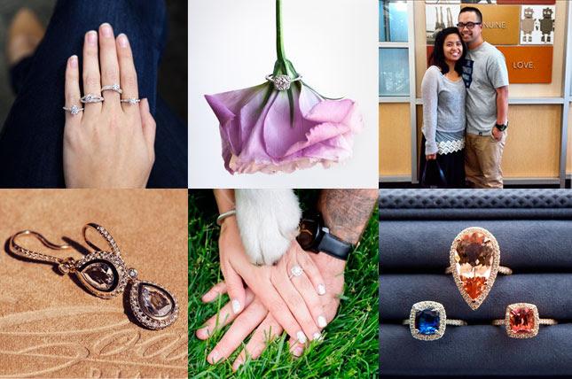 Coast-Diamond-Instagram-Summer-Engagement-Rings