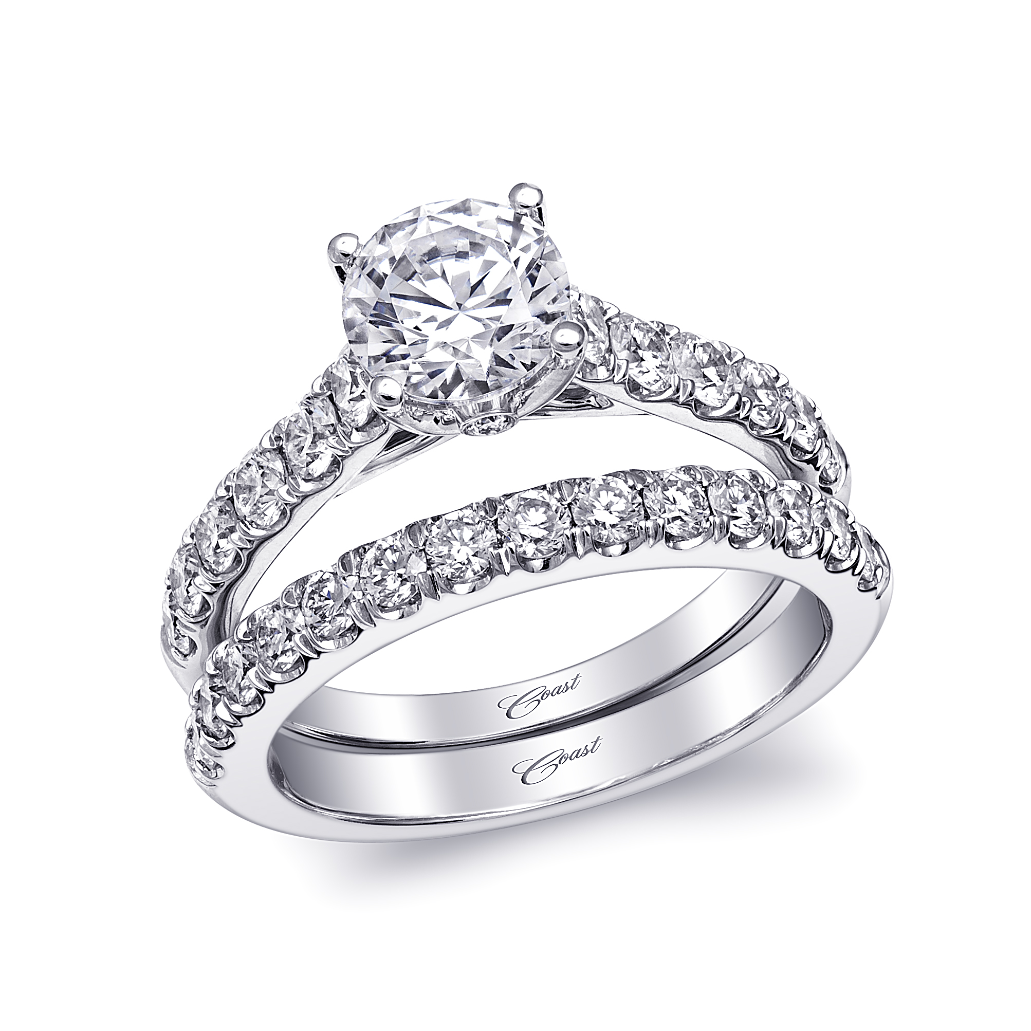 Solitaire Engagement Ring – Love Coast