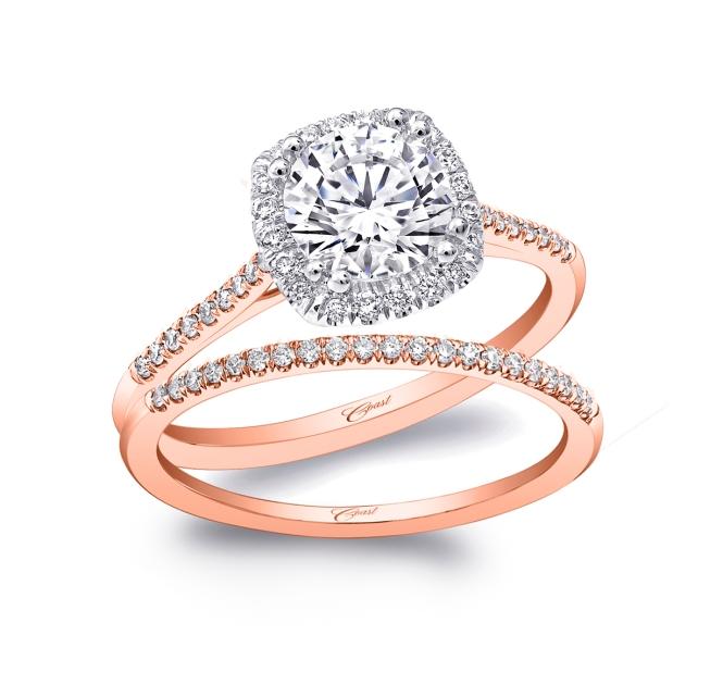 Coast-Diamond-Rose-Gold-Cushion-Halo-Engagement-Ring-LC5410RG