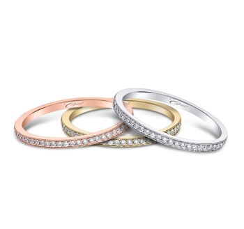 Coast Diamond WC5191H Rose gold, Yellow gold, White Gold wedding Band
