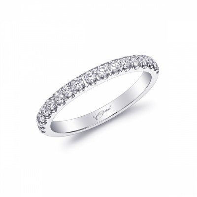 WC5180H Coast Diamond band of fishtail set diamonds (0.30CT)