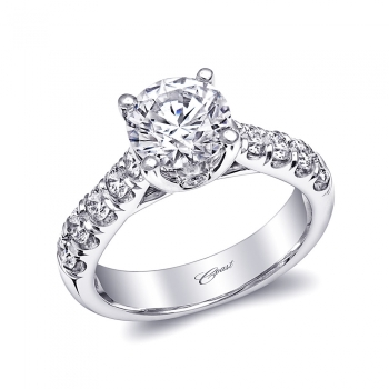 Coast Diamond 1.5CT engagement ring LZ5007H-1