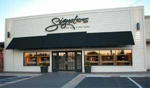 signatures storefront
