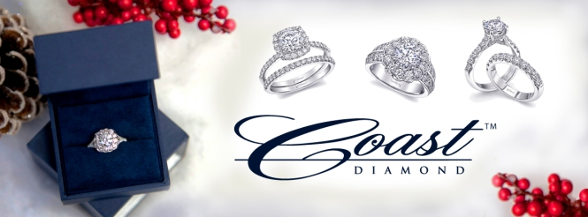 Coast Diamond Happy Holidays 2015