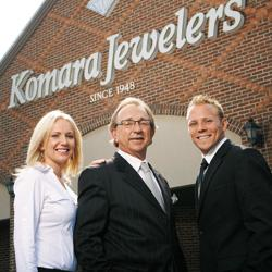 komara-jewelers-coast-diamond-featured-retailer-Komara-Family