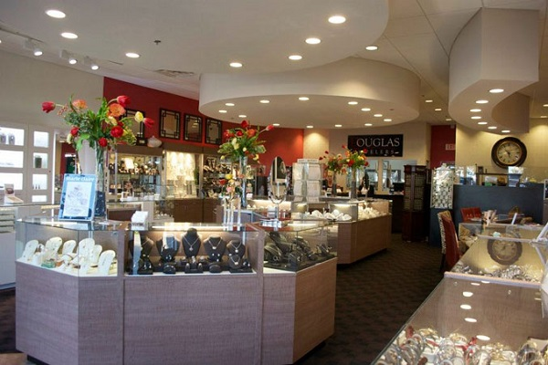 Douglas Jewelers College Station texas Coast Diamond featured retailer of the week