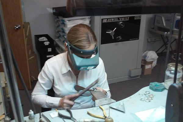 Radiance Fine Jewelry repair lab