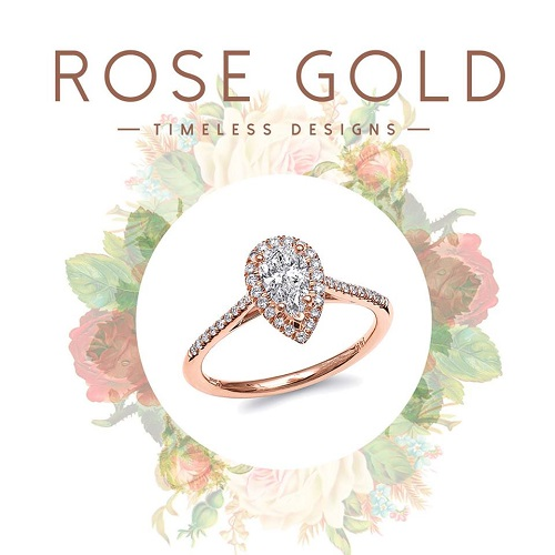 Coast Diamond Rose Gold Collection