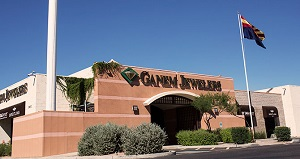 Coast Diamond featured retailer Ganem Jewelers Ahwatukee, AZ storefront