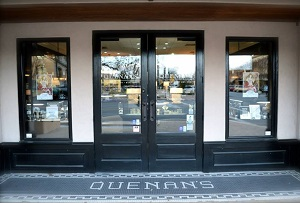 Quenan's Jewlers storefront Georgetown TX