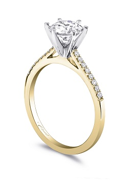 coast-diamond-6-prong-engagement-ring-LC5386_yg_wghead-petite-diamond-band
