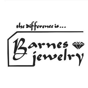 Barnes Jewelry Amarillo TX logo BW