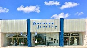 Barnes Jewelry Amarillo Texas storefront