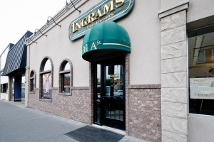 Ingram's Fine Jewelers Idaho storefront