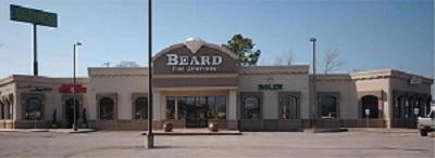 Beard Fine Jewelers Lufkin TX storefront