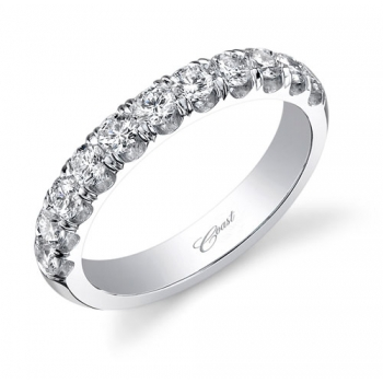Ultimate wedding band Coast Diamond WZ5001H 0.75CT