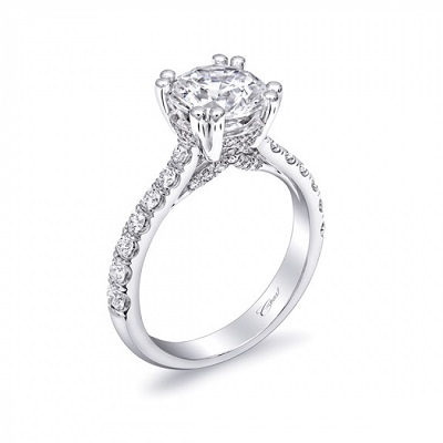 Coast Diamond 2 CT solitaire lc10027