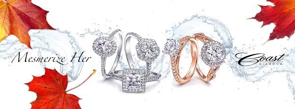 Coast Diamond fall image Will Jewelers Fort Myers IN