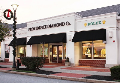 Providence Diamonds Co Cranston RI storefront