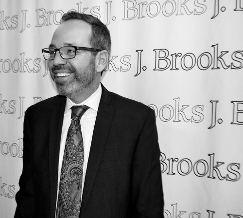 John Brooks of J. Brooks Jewelers Utah