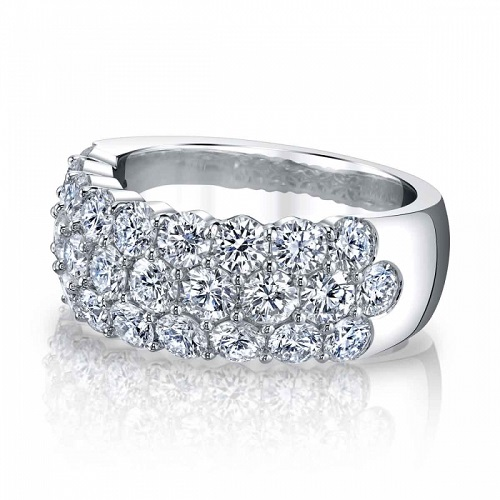 Coast Diamond 3.23CT band WJ6057