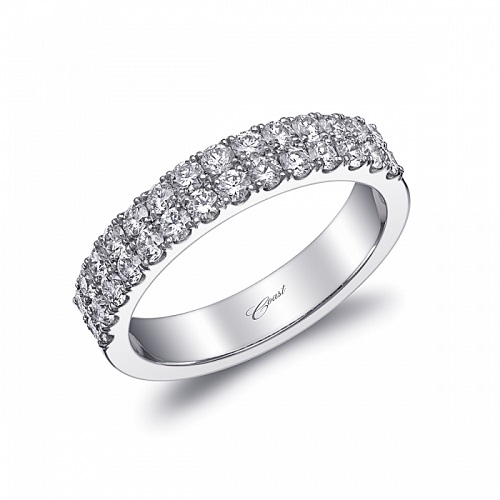 Coast Diamond 0.84CT band WC20018