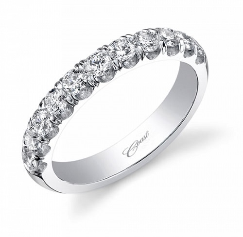 Coast Diamond 0.75CT wedding band WZ5001H