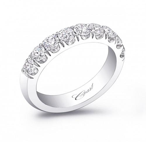Coast Diamond 1 carat band WZ5007H