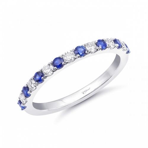 Coast Diamond sapphire fashion ring WC20021C-S white gold or platinum