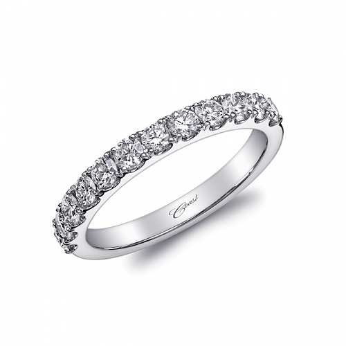 Coast Diamond 0.73 carat wedding band WC20017