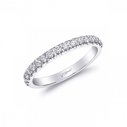 Coast Diamond wedding band WC5180H 0.30ctw