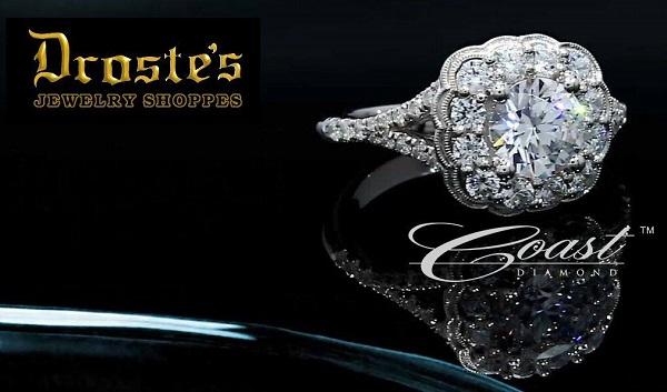 Droste Jewelry Shoppe and Coast Diamond LC6026